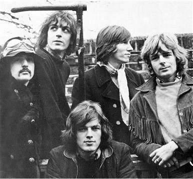 Pink Floyd - легенда британского рока 15