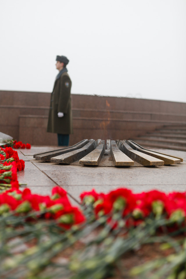 Вечная память о тех, кто погиб 12