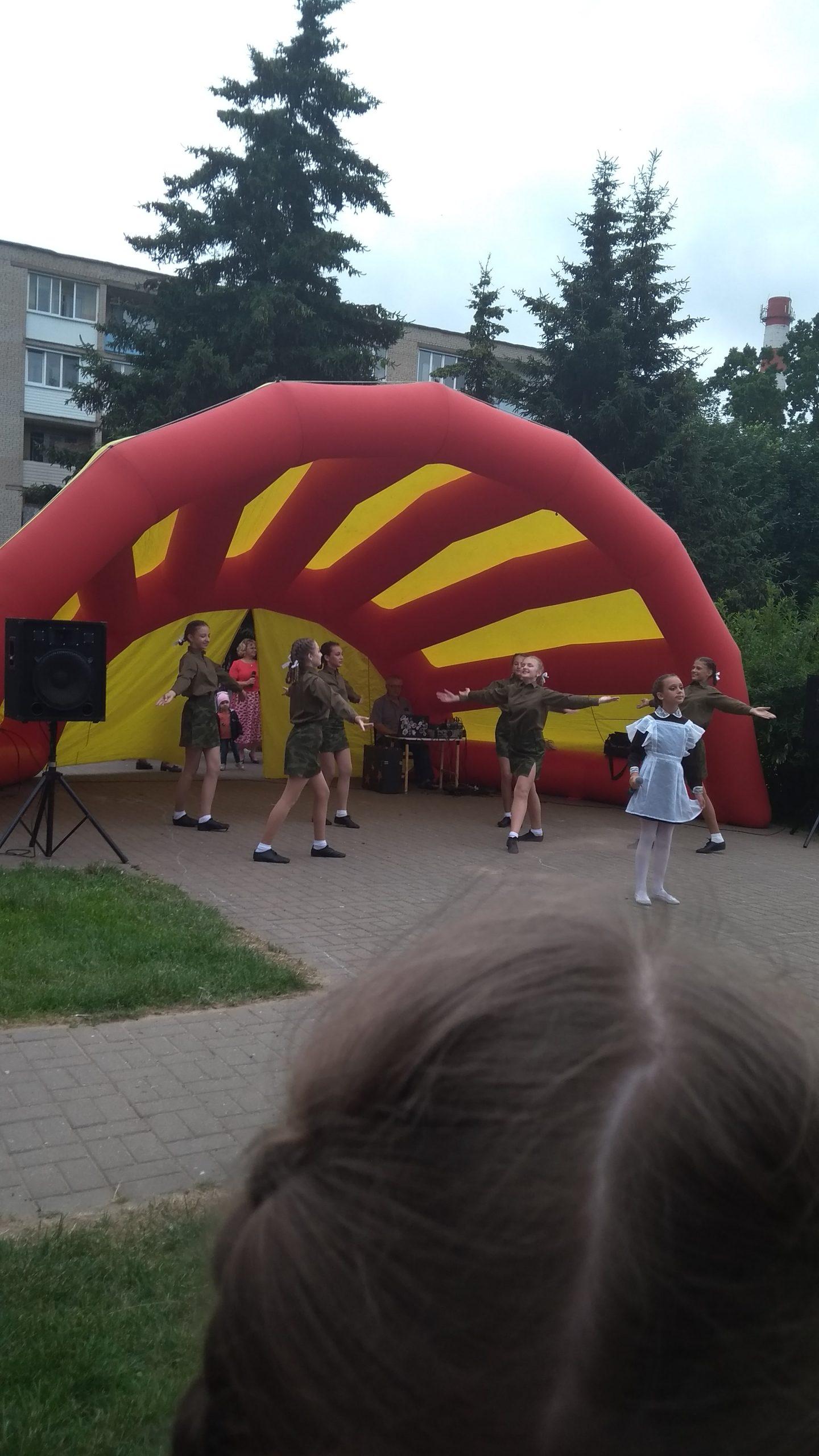 """""""Я люблю тебя, Белая Русь!"""" - концерт, посвященный Дню Независимости 16"""