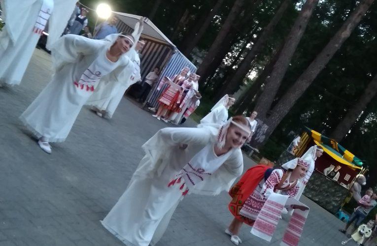 Баранский концерт в ночь на 7 июля