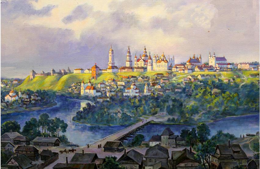 Могилев. От деревни до областного центра 16