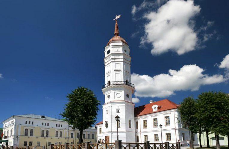 Могилев. От деревни до областного центра