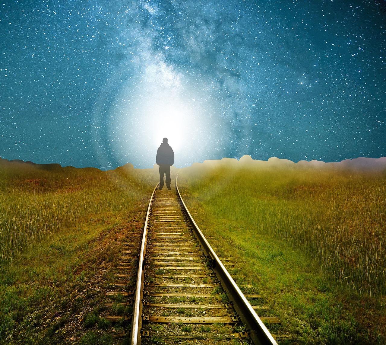 Почему жизнь сравнивают с путешествием? 12