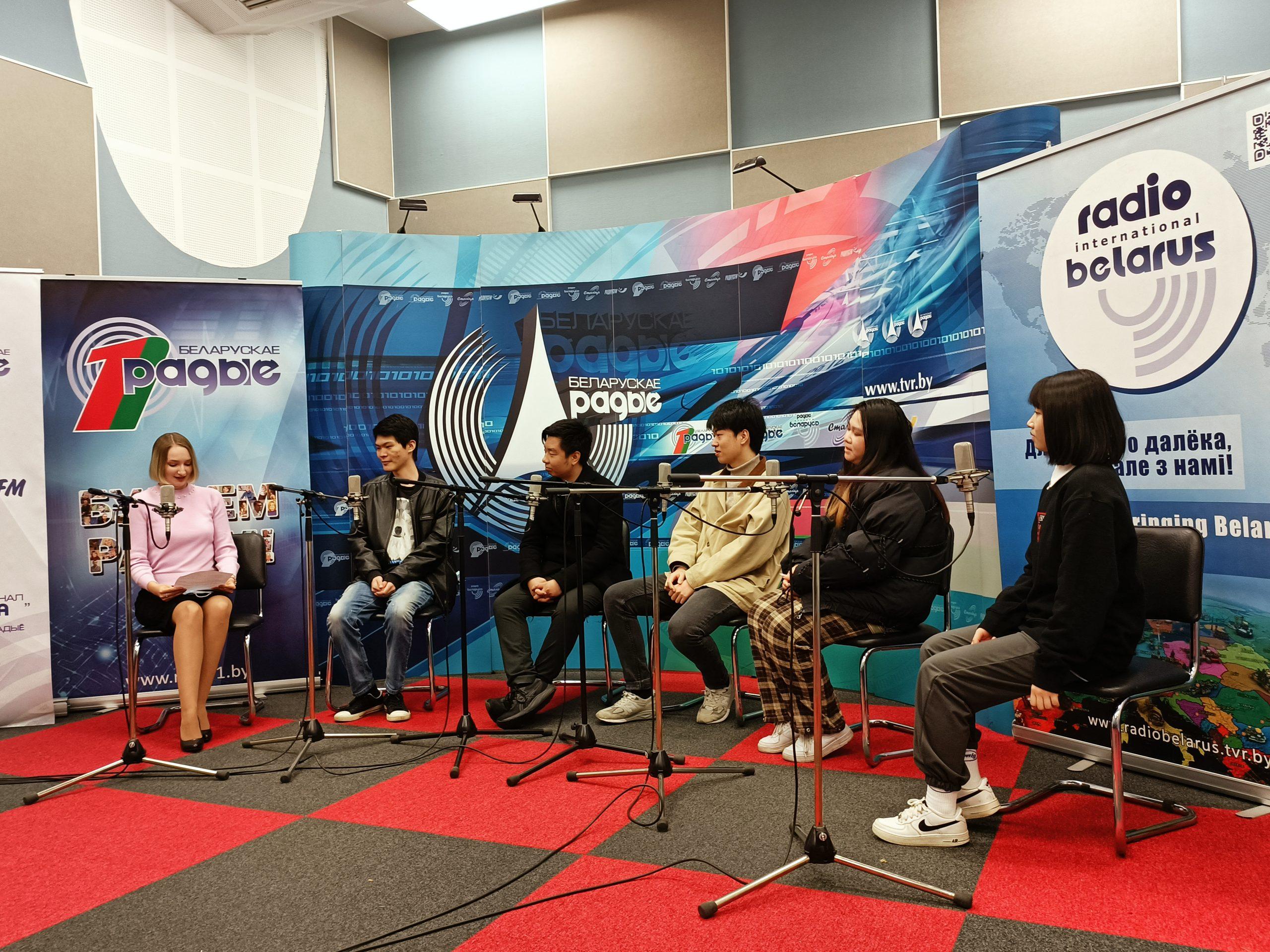 Посетите Дом Белорусского радио 11