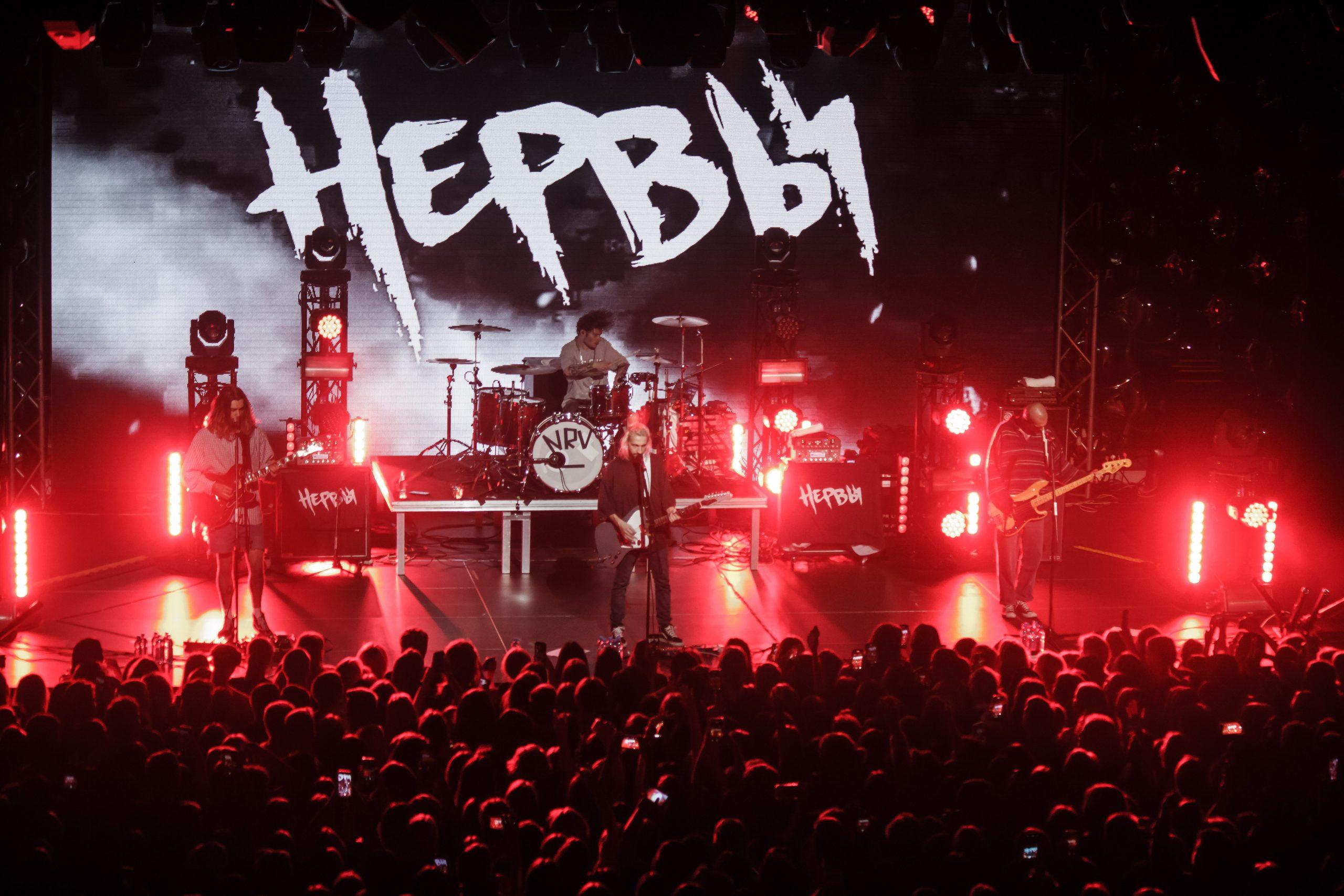 «Я хочу играть»: как прошел концерт рок-группы «Нервы» в Минске 2